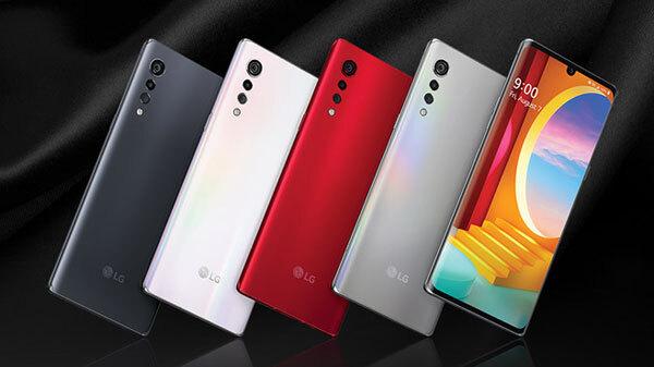 LG Velvet 5G Appears On Google Play Console Listing