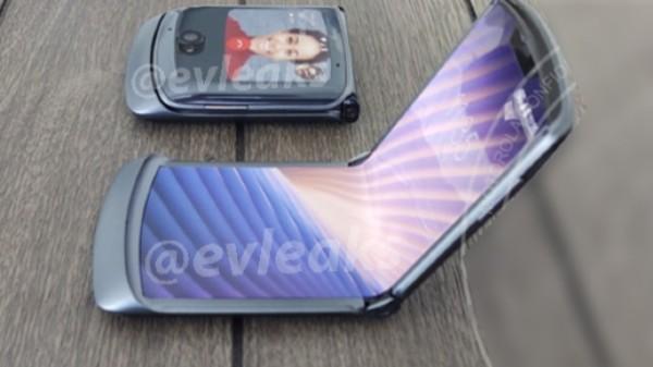 Motorola RAZR 2020 Renders Shed Light On Possible Design