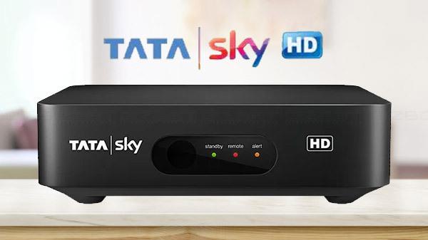 Now Get Tata Sky +HD Set-Top Box At Rs. 4,999