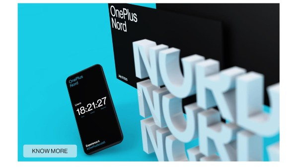 OnePlus Nord Pre-Orders Sold Out Within Hours