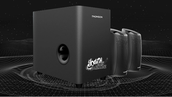 Thomson SPP 24 50W 2.1 Multimedia Speaker System Launched In India
