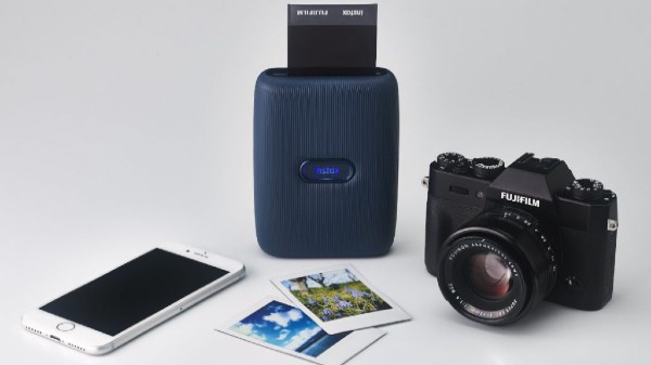 Fujifilm Instax Mini Link Smartphone Printer Launched For Rs. 9,499