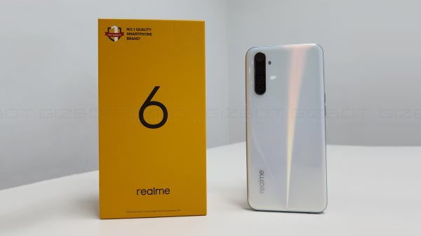 Realme 6 New Variant Coming Soon To India: Report