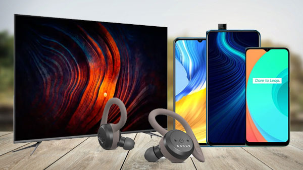 Week 29, 2020 Launch Roundup: Motorola One Fusion, HONOR X10 Max, Realme C11 And More