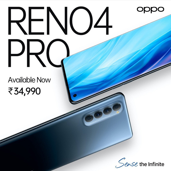 The New OPPO Reno4 Pro is Jack of All Trades