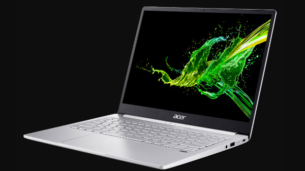 Acer Swift 3 Powered By Project Athena Launched In India