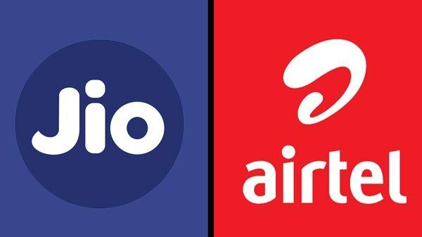 Airtel And Reliance Jio Prepaid Plans That Offer 2GB Data Per Day