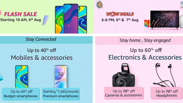Amazon Prime Day 2020 Sale: All Offers And Discounts You Can Avail
