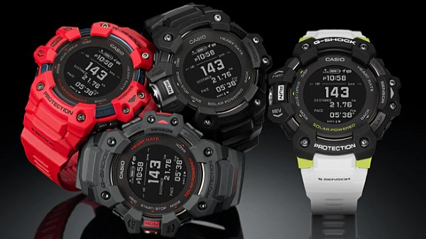 Casio G-Shock G-Squad GBD-H1000 Launched In India