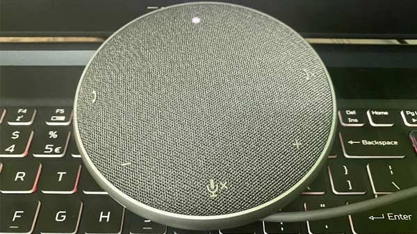 Dell Mobile Adapter Speakerphone Review: A Good Addition To Your Desk
