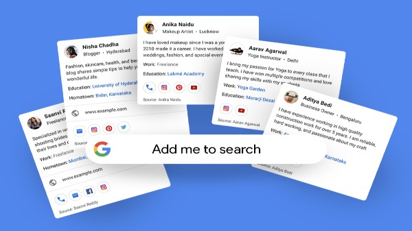 Google People Cards: What Is It? How To Create Google People Cards?