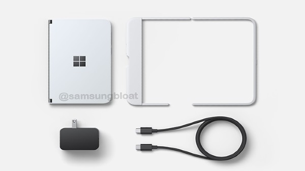 Video: Microsoft Surface Duo 360-Degree Hinge Functionality Revealed