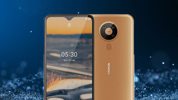 Nokia 5.3 Might Launch This Month In India