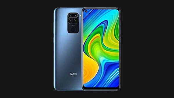Xiaomi Announces Onyx Black color Variant For Redmi Note 9