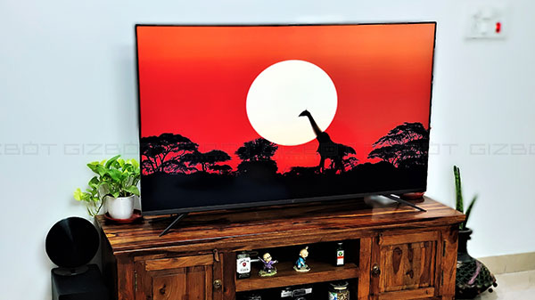 OnePlus 55-inch U1 4K Smart TV Review