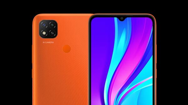 Redmi 9 With MediaTek Helio G35 SoC Launched In India