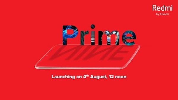 Redmi 9 Prime India Launch Today At 12 PM