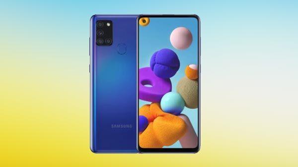 Samsung Galaxy A42 5G Stops By Geekbench