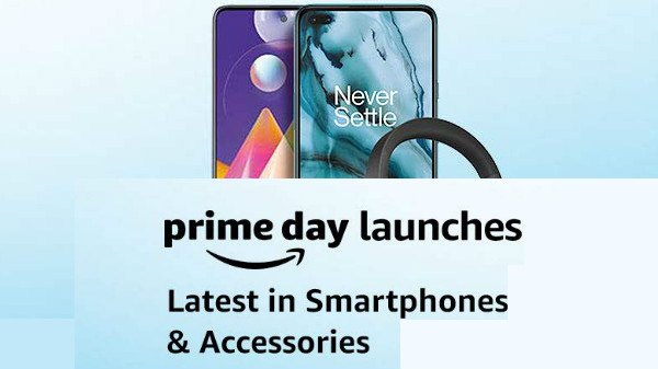 Amazon Prime Day Smartphones Launches And Online Sale With Offers