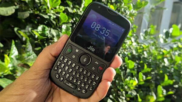 Reliance Jio Launches Data Vouchers For JioPhone Users; Offering 2GB Data