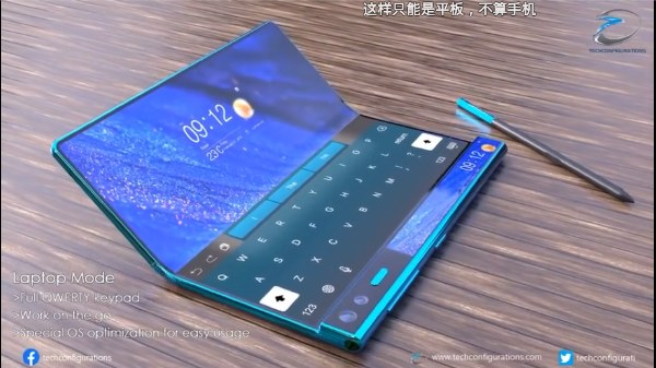 Huawei Mate X2 Renders Reveal Stylus Pen, Laptop Mode; But Will It Come To India?