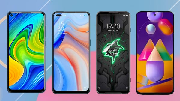 Last Week Most Trending Smartphones: Samsung Galaxy M31s: OnePlus Nord, Oppo Reno4 And More