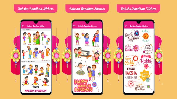 Raksha Bandhan 2020: How To Send Raksha Bandhan WhatsApp Stickers From Android, iOS Devices