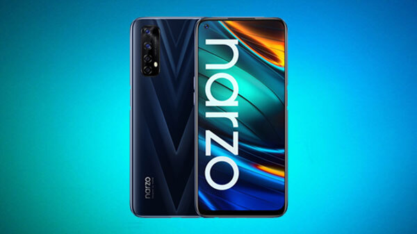 Realme Narzo 20 Pro First Sale Set For September 25