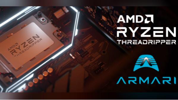 ARMARI Magnetar X64T With AMD Ryzen 3990X; World's Most Powerful PC