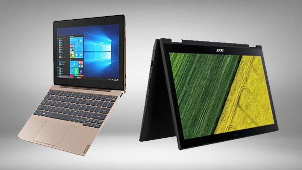 Best 9 Hours Battery Backup Laptops To Buy In India Under Rs. 40,000
