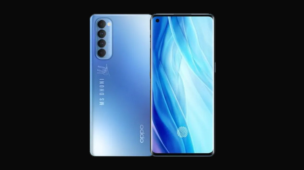 Oppo Reno 4 Pro Galactic Blue Edition Launched In India