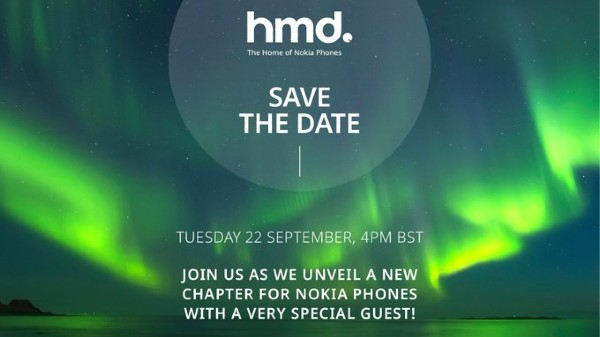 HMD Global Launch Event Set For September 22: What To Expect