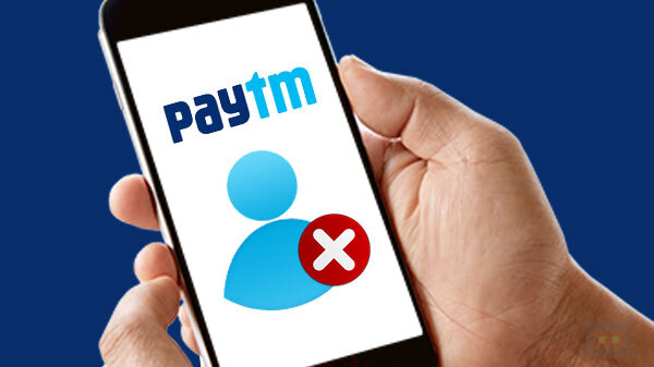 How to Remove Primary Bank Account From Paytm