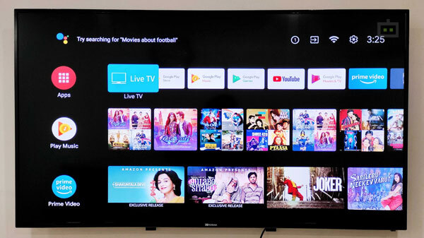 Kodak 55-inch 4K Ultra HD Smart Android TV First Impressions