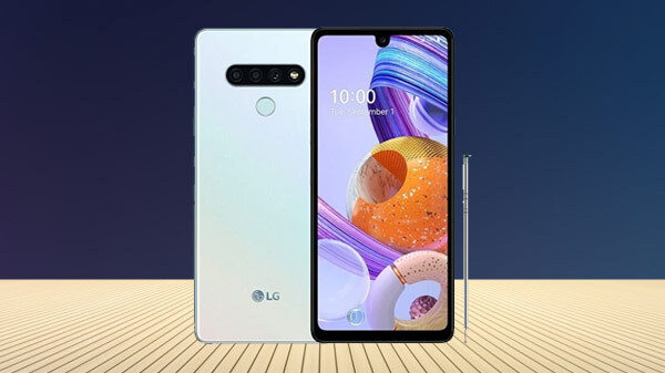 LG K71 With Built-In Stylus Pen Goes Official