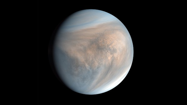 Scientists Discover Phosphine On Venus That Could Hold Life