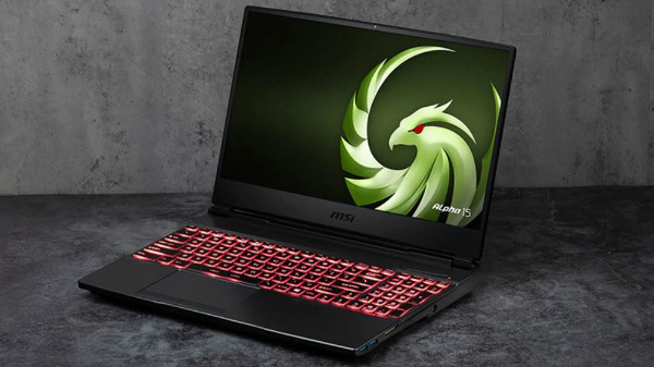 MSI Launches AMD-Powered Alpha 15, Alpha 17 Gaming Laptops