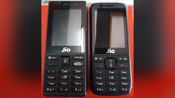 OG JioPhone Design Discreetly Overhauled With Compact Form Factor