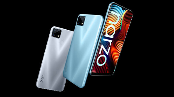 Realme Narzo 20 First Sale Scheduled For September 28