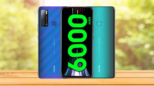Tecno Launches Spark Power 2 Air With 6,000mAh Battery, 7-Inch Display