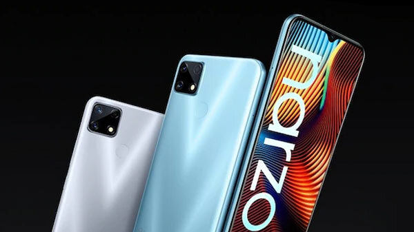 Realme Narzo 20, Narzo 20A, Narzo 20 Pro Launched In India