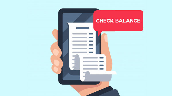 How To Check Data Balance On The New Vi Application