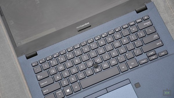 Asus ExpertBook P2451F Review: Business Minded Laptop