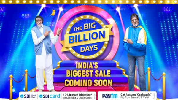 Flipkart Big Billion Days Sale 2020: Discounts Offers On Gadgets And Other Products