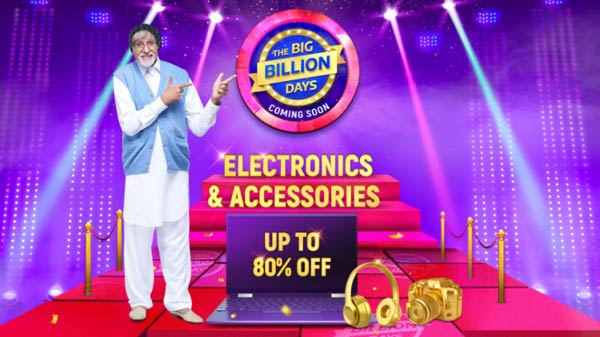 Flipkart Big Billion Days Sale 2020: Irresistible Offers On Electronics Gadgets