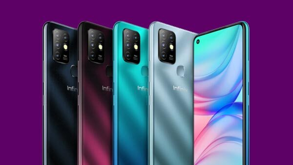 Infinix Hot 10 With MediaTek Helio G70 SoC Officially Announced: Price, Specifications