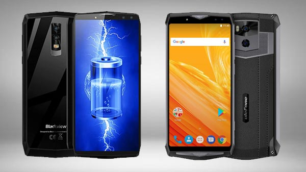 List Of Unbranded Smartphones With High Battery Backup Capacity