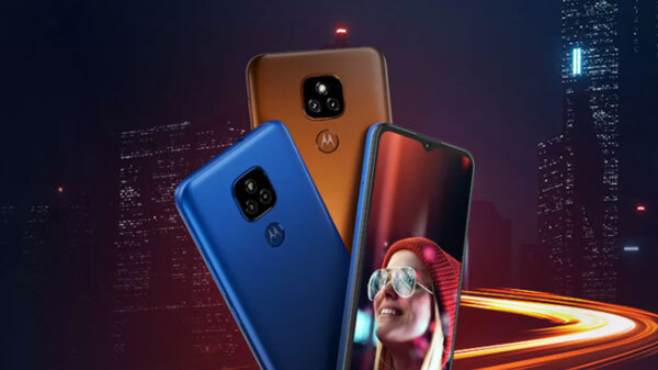 Motorola E7 Plus India Launch Confirmed On September 23; To Go On Sale Via Flipkart