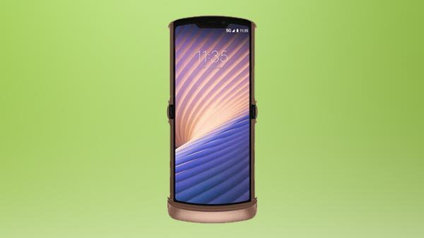 Motorola Razr 5G 2020 New Leaks Hint At Thick Bezels