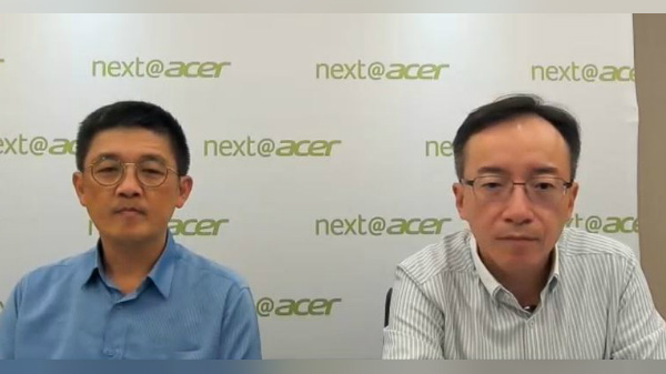 Acer Products To Focus On Adapting To The New Norm — Jerry Kao